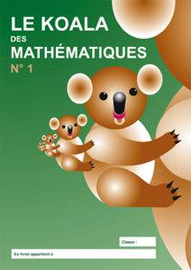 Le Koala des mathématiques N°1